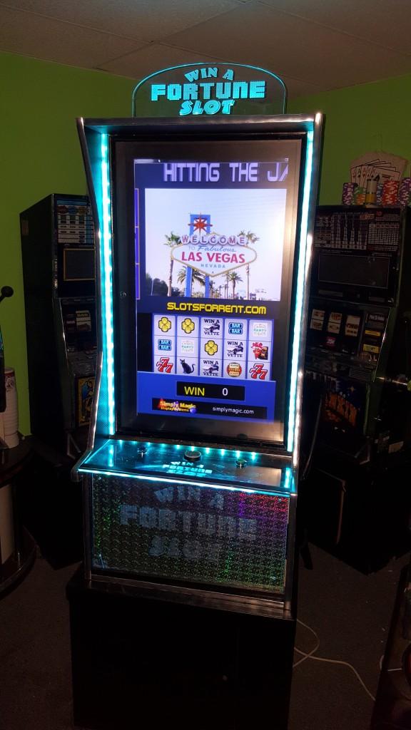 5 Line Ultra Modern Slot