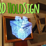 HoloSign - Our new amazing holographic display sigs available for purchase or rent nationwide