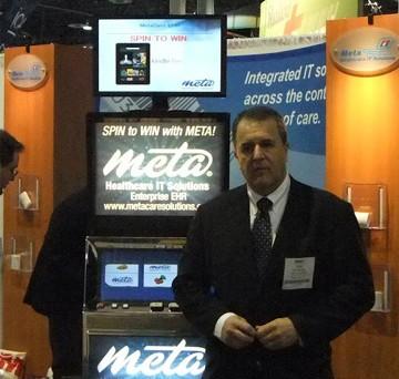 Testimonial Icon Meta Healthcare Promotional Slot Machine