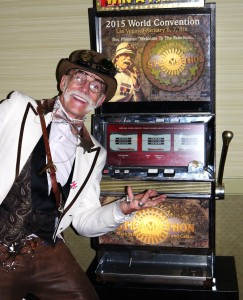 Doc Phineas Steampunk Slot Machine P1200726