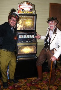 Doc Phineas Steampunk Slot Machine P1200731