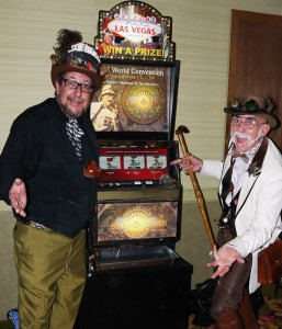 Doc Phineas Steampunk Slot Machine P1200733