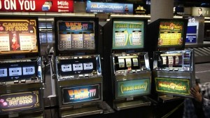 McCarran Movie Prop Slot Machines - PhotoP1030445