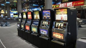 McCarran Movie Prop Slot Machines - PhotoP1030446