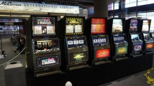 McCarran Movie Prop Slot Machines - PhotoP1030448