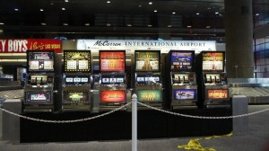 McCarran Movie Prop Slot Machines - PhotoP1030453