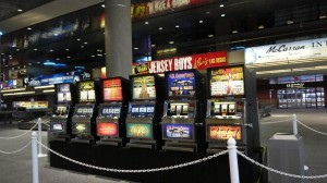 McCarran Movie Prop Slot Machines - PhotoP1030459