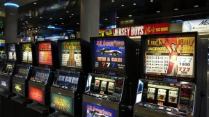 McCarran Movie Prop Slot Machines - PhotoP1030460